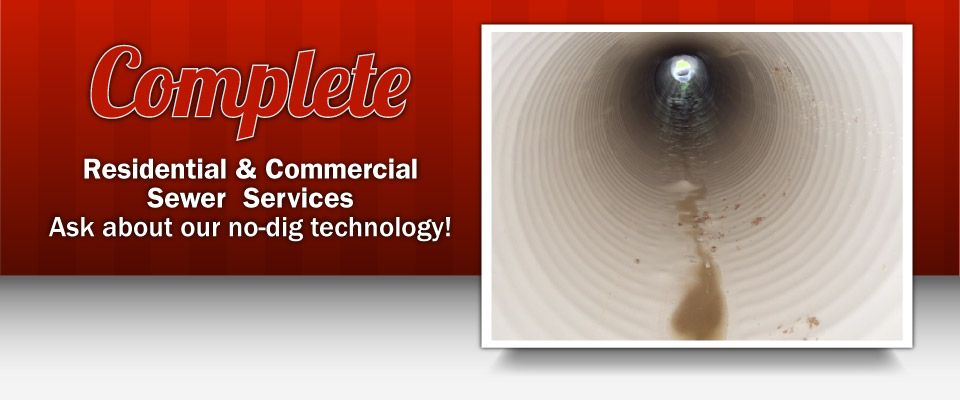 Complete Residential & Commercial Sewer Services for Southern Ontario | Inside the Pipe